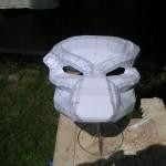 Wolf Predator Bio Mask Pepakura