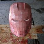 Iron Man Hełm Usztywnienie