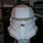 Airborne Clone Trooper Helmet - Star Wars
